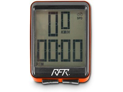 Cube RFR Fahrradcomputer wireless CMPT, orange