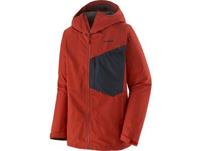 Patagonia Men's Snowdrifter Jacket, hot ember - Skijacke