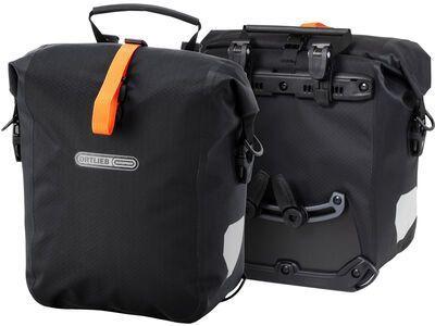 Ortlieb Gravel-Pack (Paar) black matt