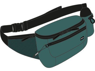 Oakley Voyager Belt Bag bayberry