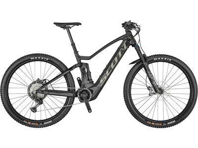 Scott Strike eRide 900 Premium raw carbon/brushed metall 2021