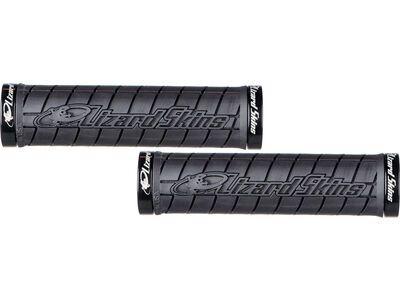 Lizard Skins Logo Lock-On Grips black/black