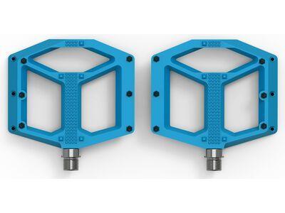 Cube Acid Pedale Flat C2-CC blue