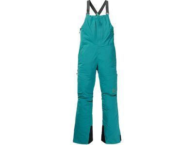 Burton Women's [ak] Gore-Tex Kimmy 2L Bib Pant, green-blue slate - Snowboardhose
