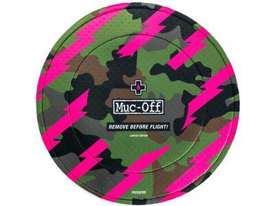 Muc-Off Disc Brake Covers camo