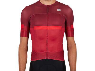 Sportful Evo Jersey red rumba