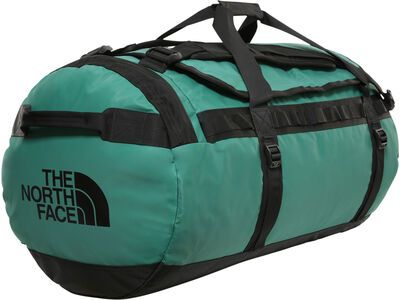 The North Face Base Camp Duffel - Large, evergreen/tnf black - Reisetasche