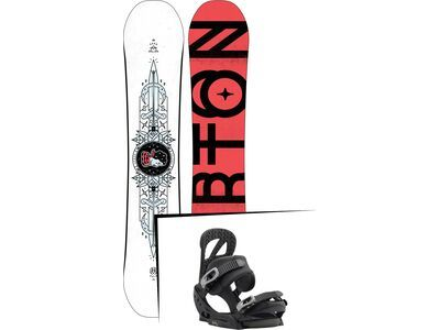 Set: Burton Talent Scout 2019 +  Scribe EST (1931099S)