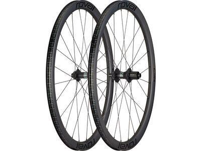 Specialized Roval Rapide C 38 Disc 700C - 12x100/12x142 mm satin carbon/black