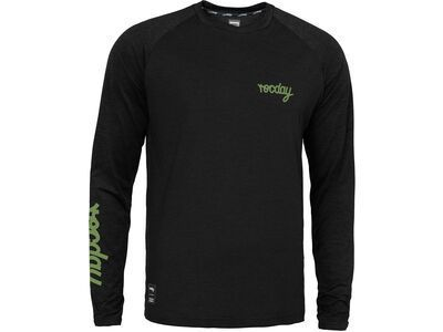 Rocday Evo Race Jersey black/green