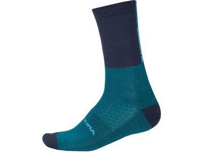 Endura BaaBaa Merino Winter Sock II kingfisher