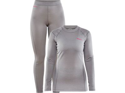 Craft Core Warm Baselayer Set W, monument - Unterwäsche-Set