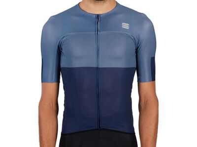 Sportful Bodyfit Pro Light Jersey blue blue sea