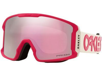 Oakley Line Miner XM Factory Pilot - Prizm Hi Pink Iridium, rubine grey/Lens: hi pink iridium