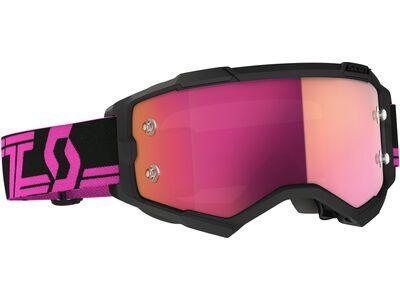 Scott Fury Goggle Pink Chrome Works black/pink