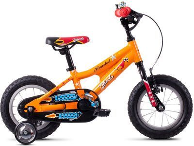 Ghost Powerkid 12 AL 2020, orange/red/blue - Kinderfahrrad