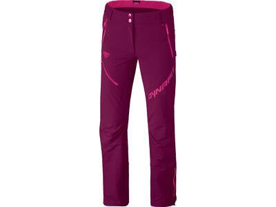 Dynafit Mercury Dynastretch Pants W beet red