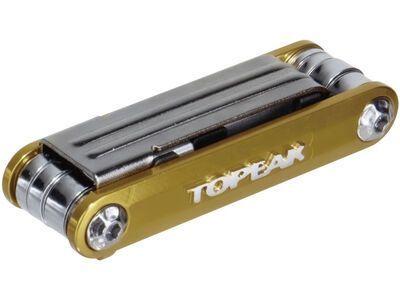 Topeak Tubi 11 - Tubeless-Tool, gold
