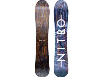 Nitro Woodcarver 2021 - Snowboard