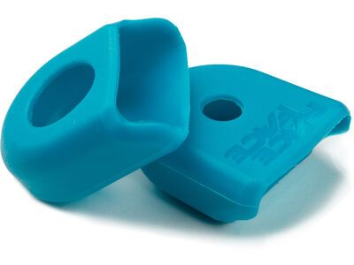 Race Face Crank Boot - Kurbelarmschutz, turquoise