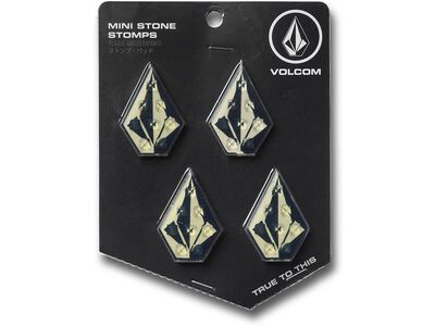 Volcom Mini Stone Stomps, black - Stomp Pad