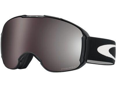 Oakley Airbrake XL Prizm + WS, jet black/Lens: black iridium - Skibrille
