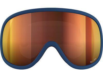 POC Retina Big Clarity Spektris Orange lead blue