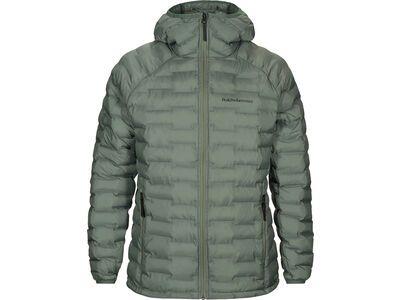 Peak Performance Argon Light Hood Jacket, fells view - Thermojacke