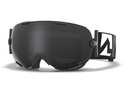 Marker Projector+ Polarized inkl. WS, black/Lens: black light hd - Skibrille