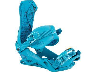 Nitro Team Factory Craft Series blue 2022