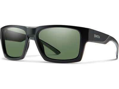 Smith Outlier XL 2 Chromapop Polarized Gray Green matte black