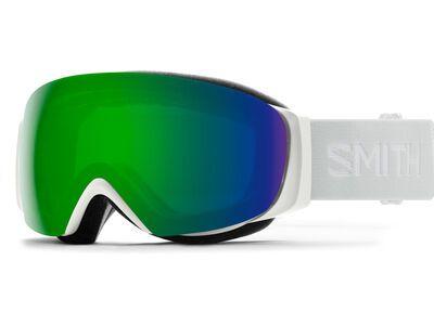 Smith I/O Mag S inkl. WS, white vapor/Lens: cp sun green mirror - Skibrille