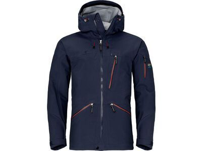 Elevenate Men's Backside Jacket, dark navy - Skijacke