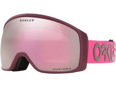 Oakley Flight Tracker XM Prizm Factory Pilot, grenache rubine/Lens: hi pink iridium - Skibrille