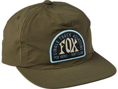 Fox Single Track SB Hat drk fat
