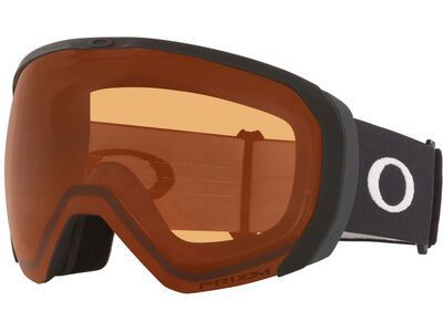 Oakley Flight Path XL Prizm, matte black/Lens: persimmon - Skibrille