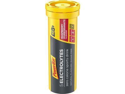PowerBar 5 Electrolytes - Raspberry Pomegranate - Brausetabletten