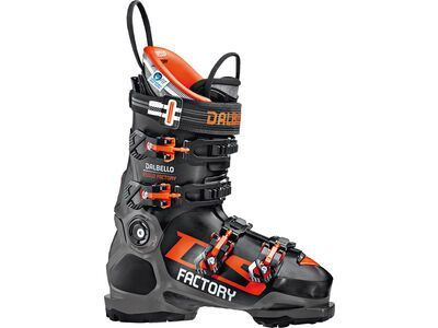 Dalbello DS Asolo Factory GW 2020, black/anthracite - Skiboots