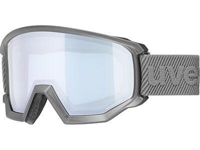 uvex athletic FM mirror silver rhino mat
