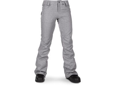 Volcom Species Stretch Pant, heather grey - Snowboardhose