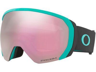 Oakley Flight Path XL Prizm, dark brush celeste/Lens: hi pink iridium - Skibrille