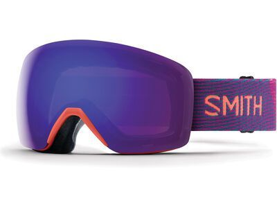 Smith Skyline, frequency/Lens: cp everyday violet mir - Skibrille
