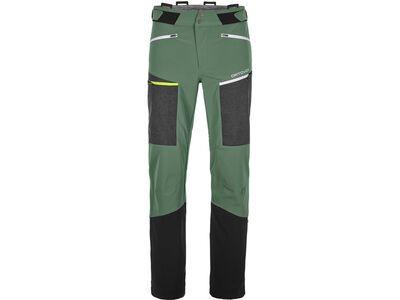 Ortovox Merino Naturtec Plus Pordoi Pants M, green forest - Skihose