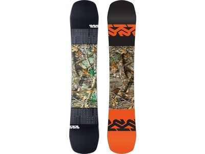 K2 Afterblack Wide 2021 - Snowboard