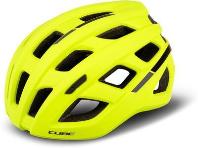 Cube Helm Road Race, yellow - Fahrradhelm