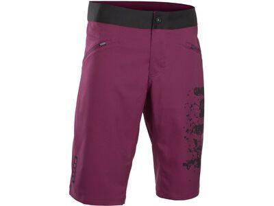 ION Bikeshorts Scrub, pink isover - Radhose