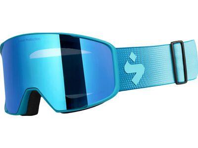 Sweet Protection Boondock RIG Reflect, matte aqua/Lens: RIG aquamarine - Skibrille