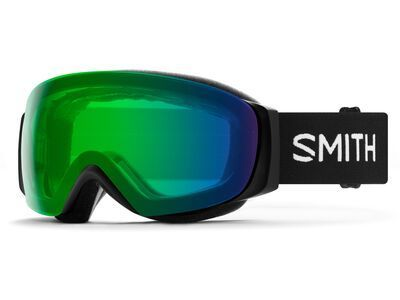 Smith I/O Mag S, black/Lens: cp everyday green mir - Skibrille