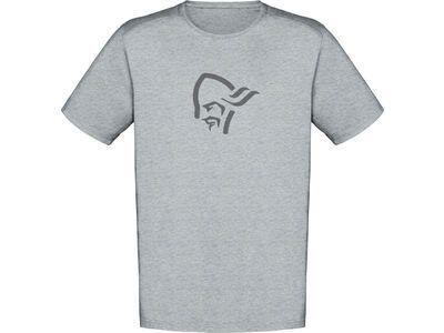 Norrona /29 cotton viking T-Shirt M's grey melange