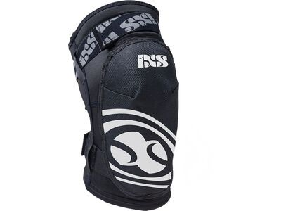 IXS Hack Evo Series Knee Guard, black - Knieschützer